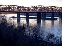 Big River Crossing and the Mississippi River 091