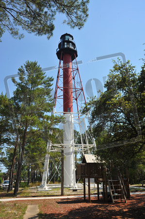 Crooked River Lighthouse Carrabelle Florida 002