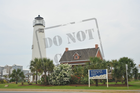 St George Island Lighthouse 006