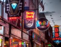 Beale Street HDR 5241