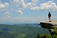 Roanoke Valley of Virginia, Appalachian Trail, McAfee Knob, Museum of Transportation, Mill Mountain Park, Taubman Museum of Art, Peaks of Otter, Hotel Roanoke, Smith Mountain Lake