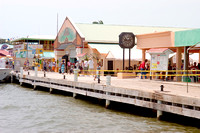 Belize City waterfront Belize City Belize 10