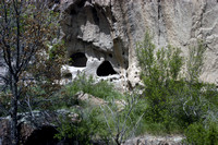 Cave dwellings along Highway 4 near Bandelier (1).JPG