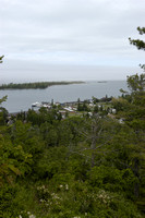Copper Harbor from Brockway Mountain Drive UP Michigan 02.jpg