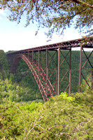 Bridge over US 19 at Overlook Canyon Rim Visitor Center New River Gorge National River08.jpg