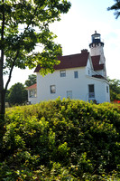 Eastern UP Michigan Iroquois Point Lighthouse 002